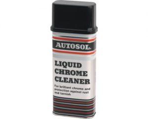 Granville Autosol Liquid Chrome Cleaner