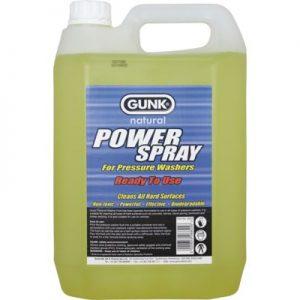 Granville Gunk Power Spray Cleaner 5 Litre