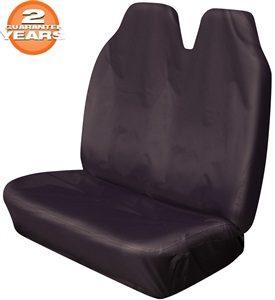 2000 Transit Front Passenger-Black – Van Seat Covers – 52403