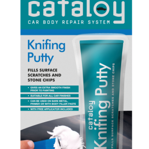 Holts cataloy Knifing Putty fine surface filler