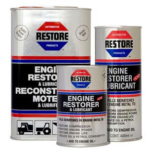 Ametech RESTORE Engine Restorer & Lubricant