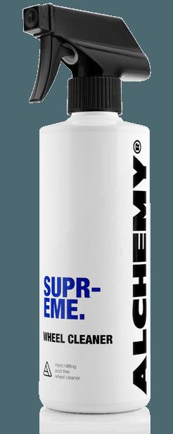 Alchemy SUPREME ACID FREE WHEEL CLEANER 500ml Trigger Spray!
