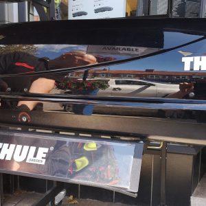 thule key