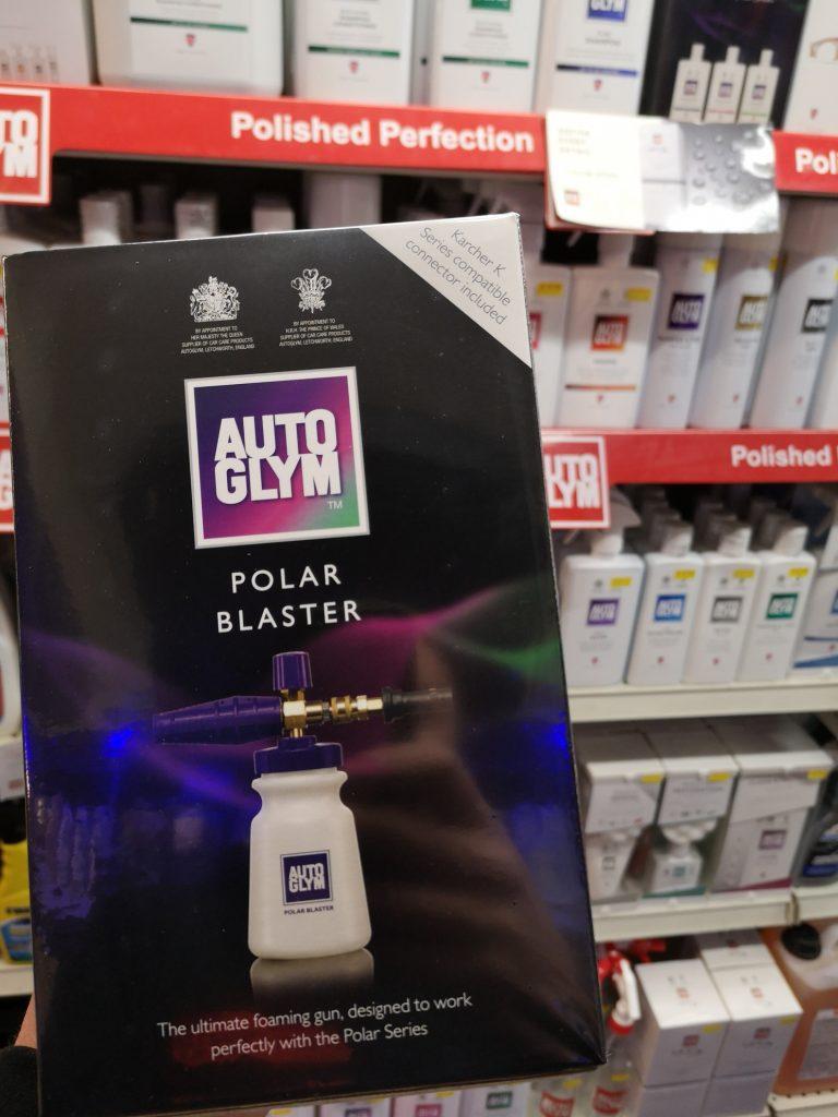 "Autoglym ""POLAR BLASTER"" snow foam lance"
